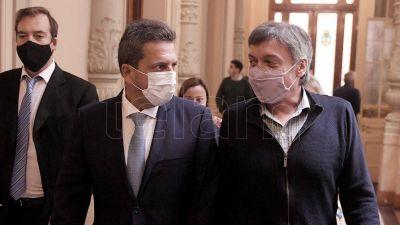 Diputados aceptó la renuncia de Soria a su banca y tomó juramento a su reemplazante
