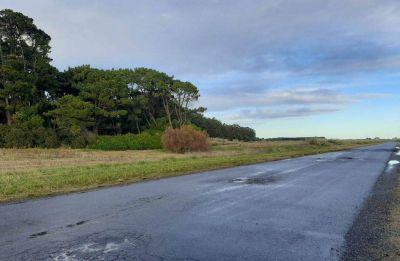 Repararán rutas de acceso a Mar del Plata y Miramar