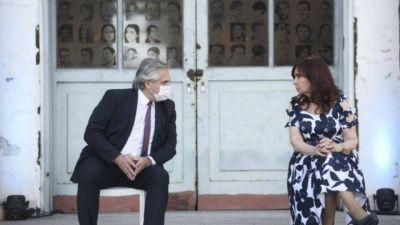 Alberto y CFK: un enroque para afrontar los meses más difíciles y la mira en el FMI