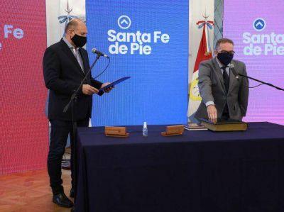 Un referente del PJ de Venado Tuerto hizo fuertes y polémicas críticas a Perotti y Lagna