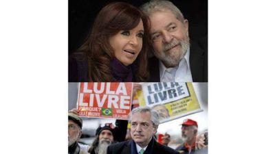 De Lula a Cristina