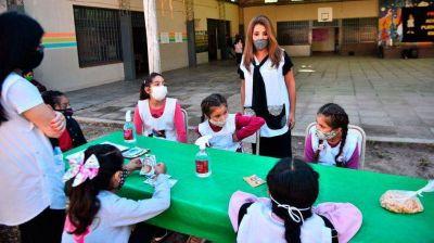 Educación en Córdoba: sólo el 1% de las burbujas debieron aislarse