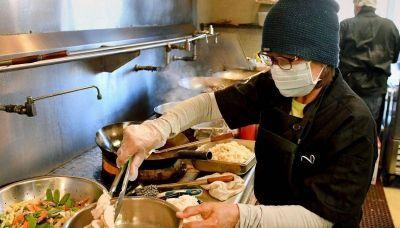 En el sector gastronómico hubo más de 300 despidos