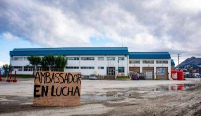 Campaña para reclamar por la reactivación de Ambassador Fueguina