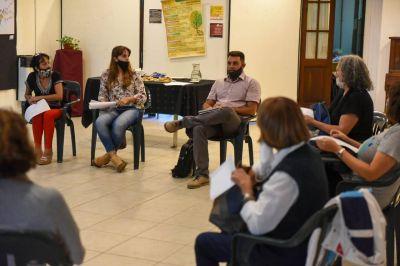 Capilla del Monte : Ambientalistas y el municipio tratan el basural y los reciclados
