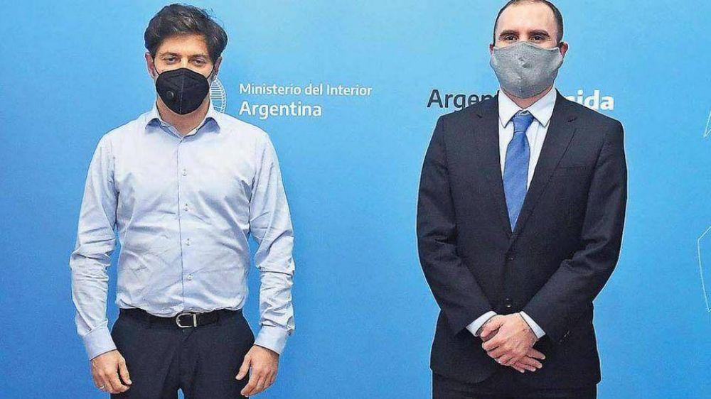 Guzmán busca tranquilizar la economía, pero el ala dura complica el acuerdo con FMI