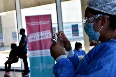 Ya se aplicaron más de 50 mil dosis de vacunas contra el Covid-19 en Mar del Plata