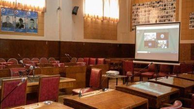 Con varios contagios, Concejo Deliberante restringe actividades