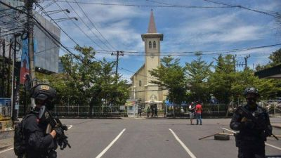 Indonesia: llamamiento de ACN por la seguridad de los cristianos