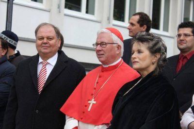 El nuevo jefe de la Iglesia austriaca toma el relevo de la disidencia