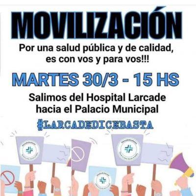 El conflicto del Hospital Larcade desgasta a Jaime Méndez que opta por no dialogar