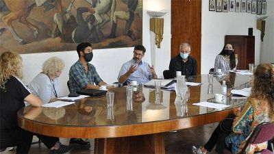 Morón: Nueva reunión del gobierno local con representantes del refugio de mascotas de El Palomar