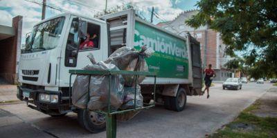 Comienza en abril la recolección diferenciada de residuos reciclables