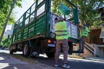 Continúa el programa de Residuos Especiales Domiciliarios