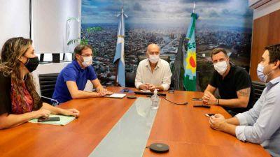 Ante el avance de casos, Grindetti reunió al Comité de Emergencias