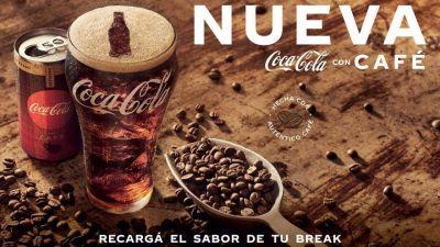 La nueva Coca-Cola con Café llegó a la Argentina: un sabor que despierta los sentidos
