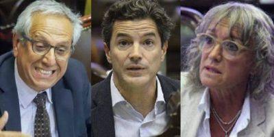 Ganancias: los tres diputados opositores que se abstuvieron