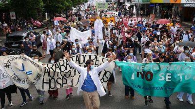 FESPROSA: nueva semana de lucha en las provincias