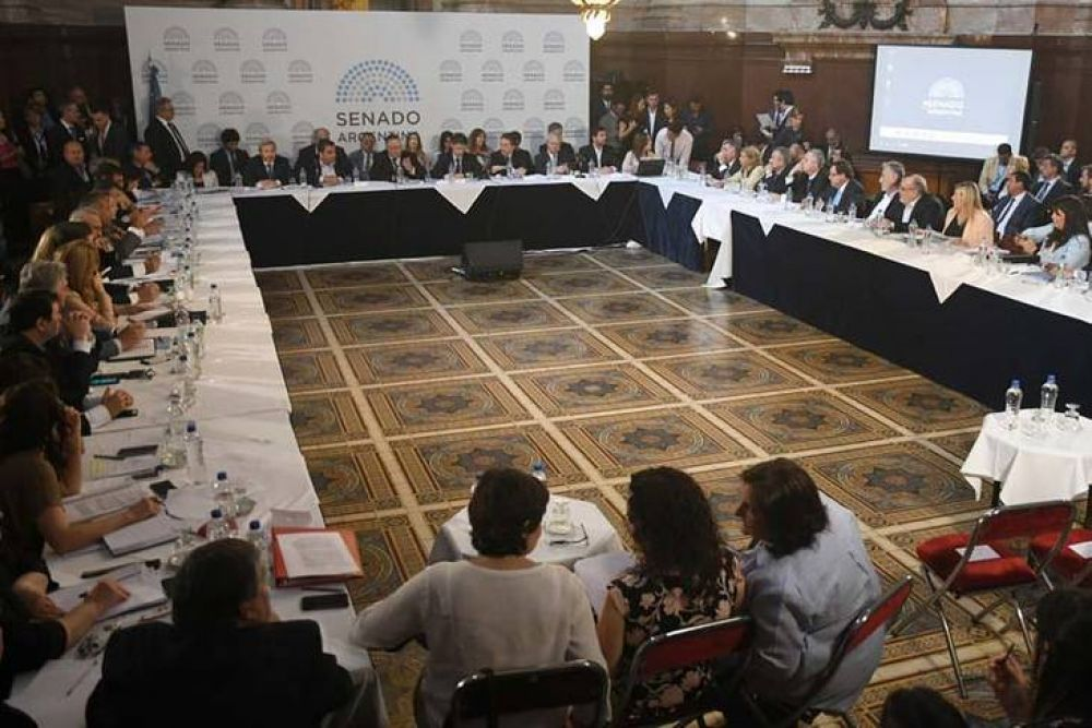 El Senado inicia el análisis del proyecto sobre Ganancias con la intención de que sea ley esta semana