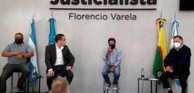 Las 62 Organizaciones y autoridades del PJ de Florencio Varela acordaron acciones conjuntas