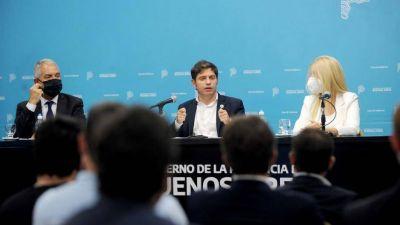 Kicillof lanzó su propia reforma judicial y la somete a debate