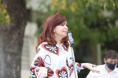 Cristina busca el apoyo de Larreta, Vidal y Lousteau para cerrar con el FMI