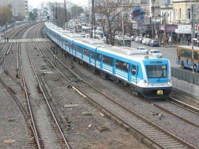 Tren Sarmiento | Se construirán 13 puentes para pasos a nivel en diferentes puntos del oeste