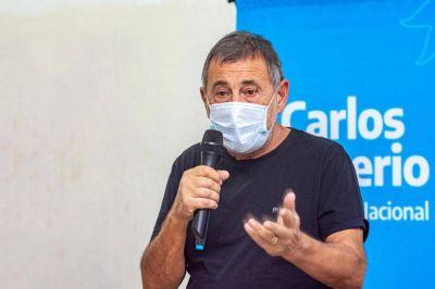 """Caserio adelantó que """"Ganancias pasará sin inconvenientes por el Senado"""""""