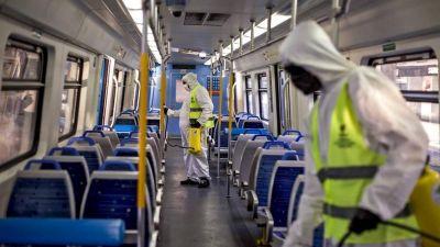 La Unión Ferroviaria pidió a Salud prioridad de vacunación para los ferroviarios