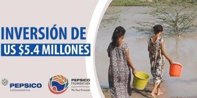 PepsiCo planea invertir $5.4 millones de dólares en Latinoamérica