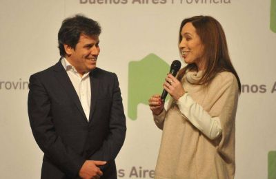 Elecciones: suena la fórmula Vidal - Manes en Provincia