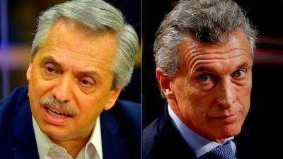 Alberto Fernández criticó duramente a Macri pero aseguró que no le gusta