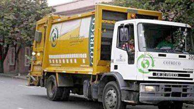 Por los feriados, el viernes 2 no habrá recolección de residuos