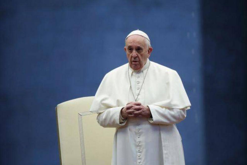 El Papa Francisco: «Quien sirve al dinero está en contra de Dios»
