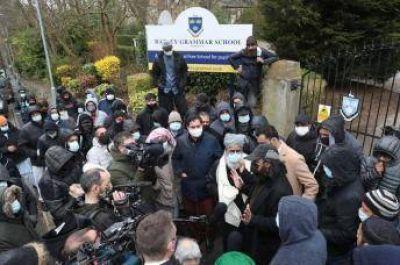 Líderes musulmanes del Reino Unido piden más respeto por el Islam