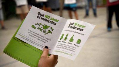 Día Verde en Morón: Se extiende el programa de recolección en Castelar