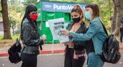 Comenzó la campaña de información sobre la recolección diferenciada de residuos