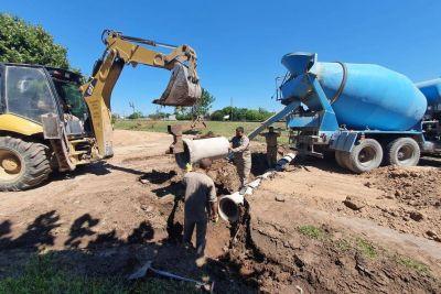 Luján recibirá más de 34 millones de pesos para obras