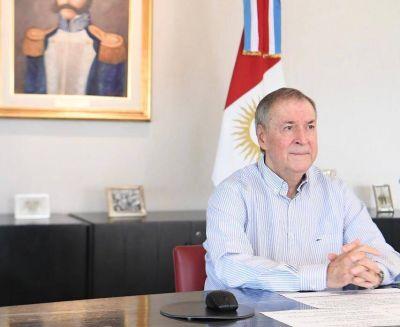 """Schiaretti solicitó """"un esfuerzo más"""" a los municipios ante la segunda ola"""