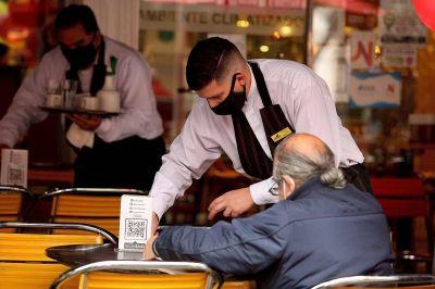 Trabajadores gastronómicos cuestionaron las nuevas restricciones nocturnas