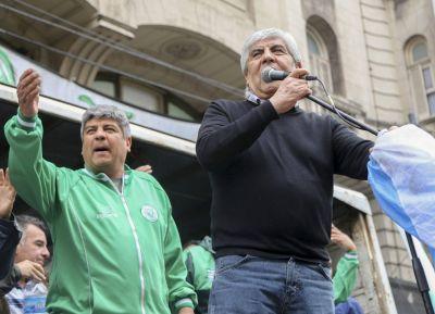 Pablo dijo que «la derecha está obsesionada con los Moyano» y desafió a De Narvaez: «Va a tener que pagar»