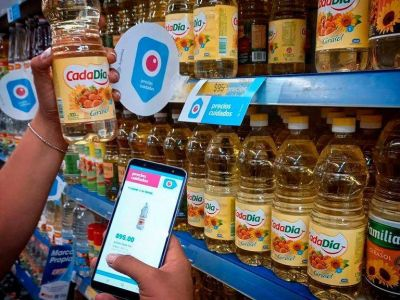 Arranca un nuevo round entre las alimenticias y el Gobierno por la renovación de Precios Cuidados con una inflación que no baja