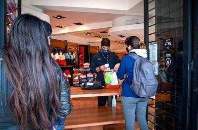 Las ventas en marzo crecieron un 25% en Mar del Plata