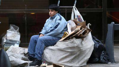 La pobreza trepó al 42% y ya afecta a 19 millones de personas en todo el país