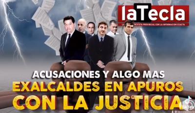 Acusaciones y algo más: ex alcaldes en apuros con la Justicia