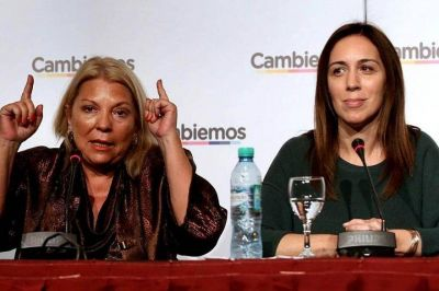 Un Senador bonaerense dijo que la fórmula Vidal-Carrió este año sería una