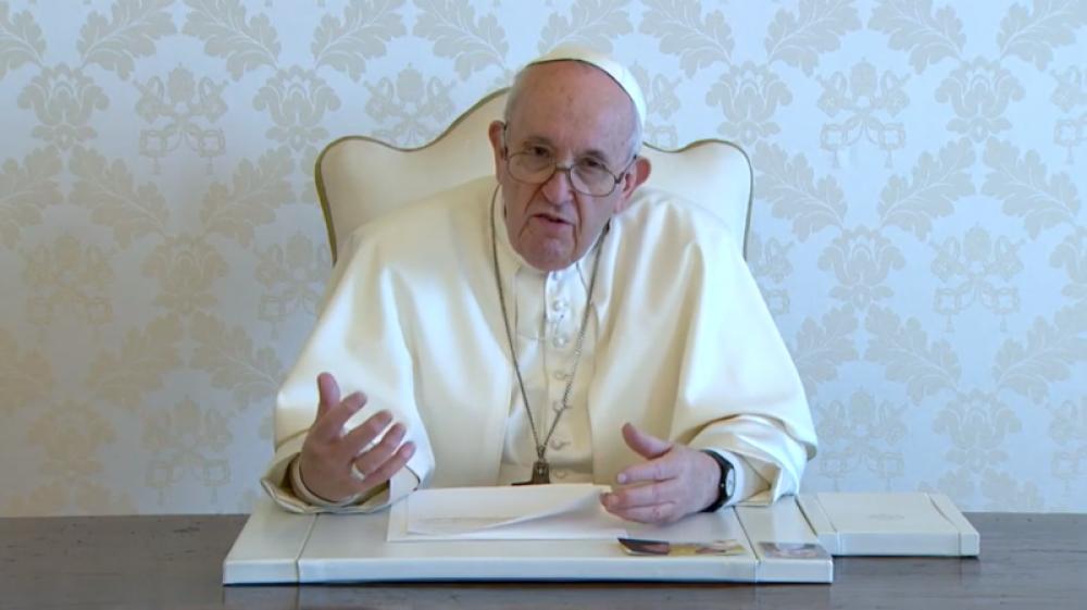 Aborto: Elíptica crítica del Papa porque no se consultó al pueblo