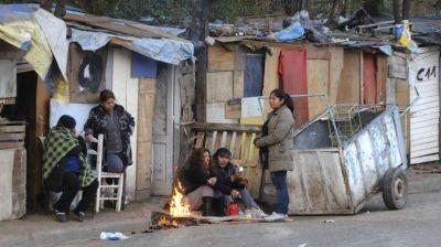 En el Conurbano, más de la mitad por debajo de la línea de la pobreza
