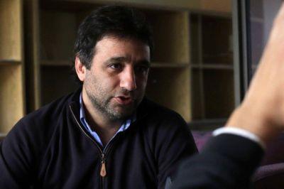 Salvador cruzó a Posse: «Los que cuestionan la elección, son los mismos que se fueron del partido»