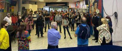 Con un claro mensaje de unidad, se reunió el PJ de Lanús en el cierre del Mes de la Memoria